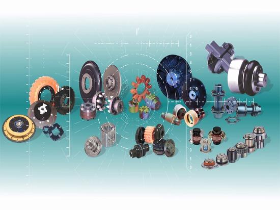Kupplungen für die mechanische Kraftübertragung