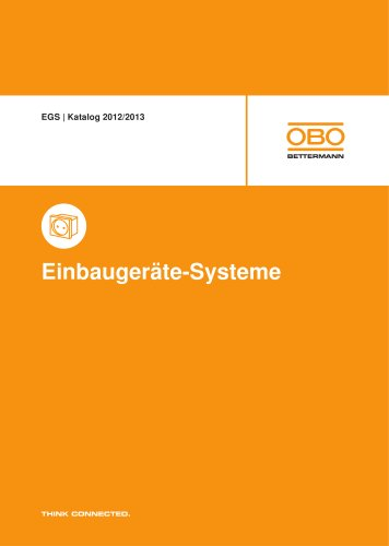 EGS Einbaugeräte-Systeme