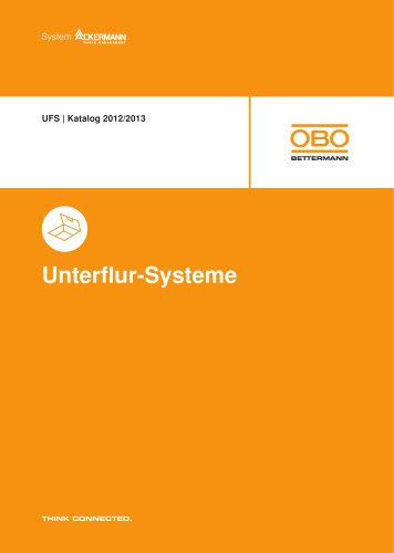UFS - Unterflur-Systeme