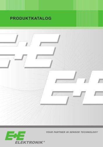 E+E Produkt Katalog
