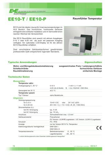 HLK Temperaturfühler - EE10-T