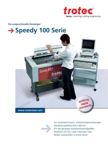 Speedy 100 Fiber Lasergravierer