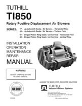 TI850 Industrial Blowers