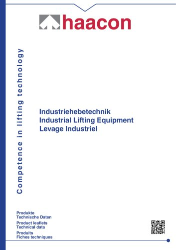 Industriehebetechnik