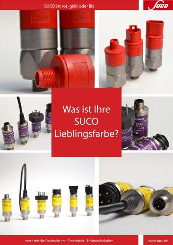 SUCO - Eine Marke, viele Farben