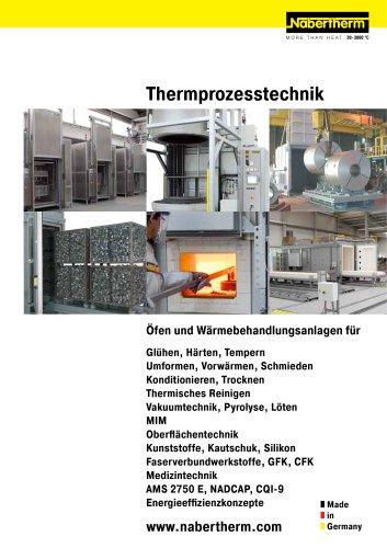Thermprozesstechnik I