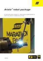 Aristo�robot package