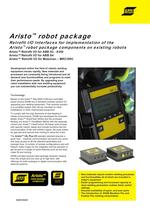 Aristo�robot package-Retrofit I/O