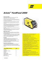 Aristo� YardFeed 2000