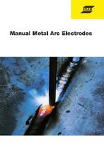 Manual Metal Arc Electrodes