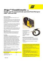 Origo� FeedAirmatic