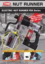 PDX Electric Nut Runner/Torque Wrench/Torque Multiplier