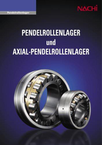Pendelrollenlager und Axial-Pendelrollenlager