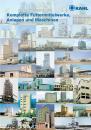 Futtermittelwerke, Anlagen und Maschinen