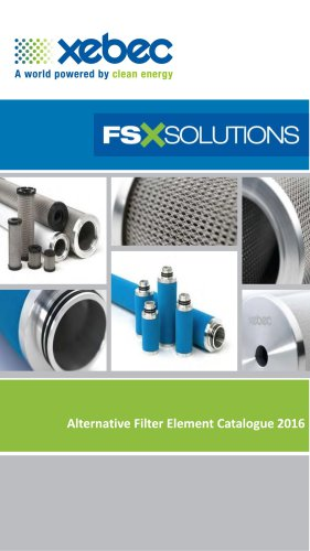 FSX Alternative Element Catalogue
