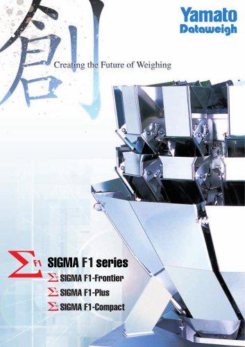 Dataweigh Sigma F1-Frontier