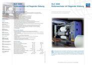 """DLC 5000 60""""-Rollenwechsler für Akzidenzdruck mit hohen Auflagen und einem Rollengewicht von bis zu 5000 kg"""