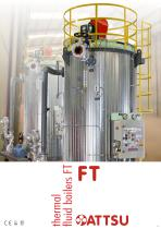 FT thermal oil boilers