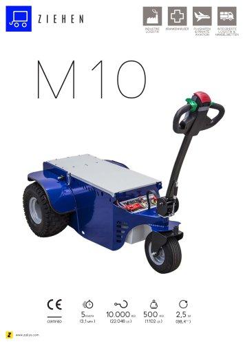 M10 lektroschlepper