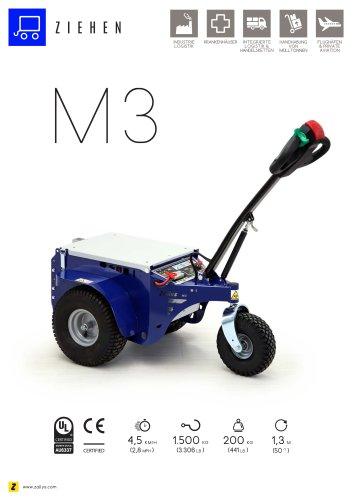 M3 Elektroschlepper