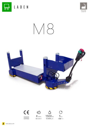 M8 wagen fur Handling