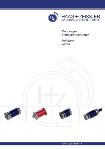 Baureihe MRF 2-8 Wege