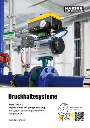 Druckhaltesysteme Serie DHS