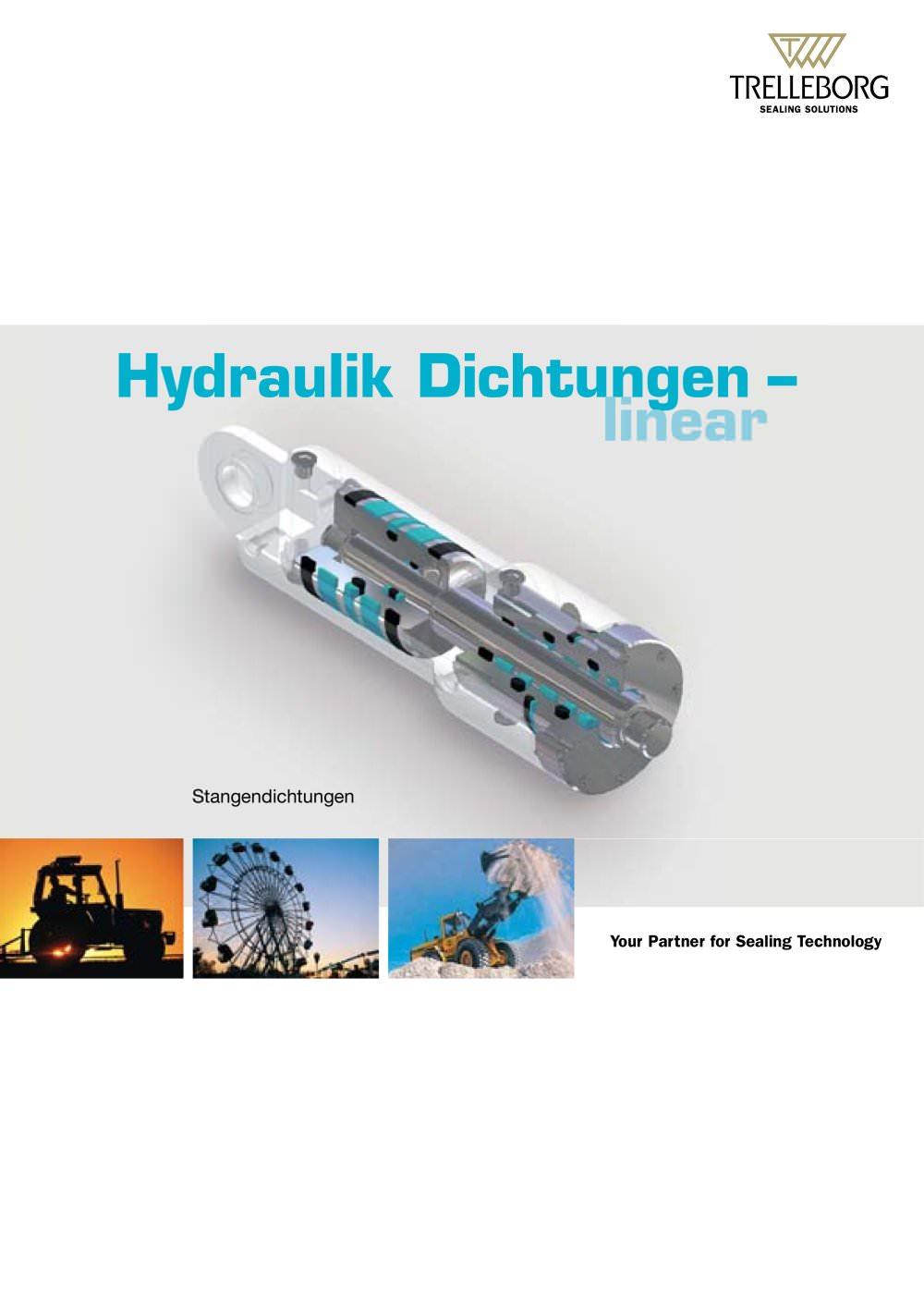 Hydraulik dichtungen katalog