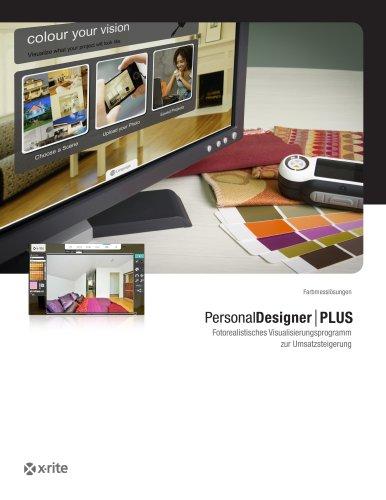 PersonalDesigner Plus