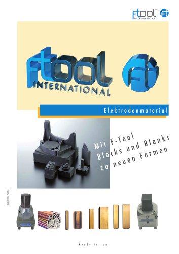 Elektrodenmaterial Katalog