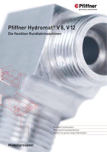 Hydromat V8 und V12