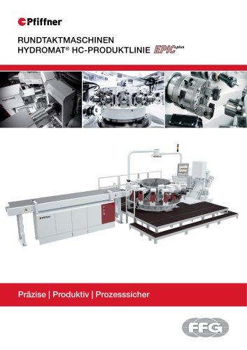Pfiffner Hydromat Produktlinie HC EPICplus