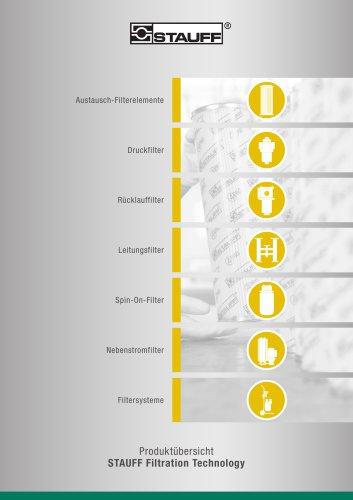 Produktübersicht-STAUFF-Filtration-Technology