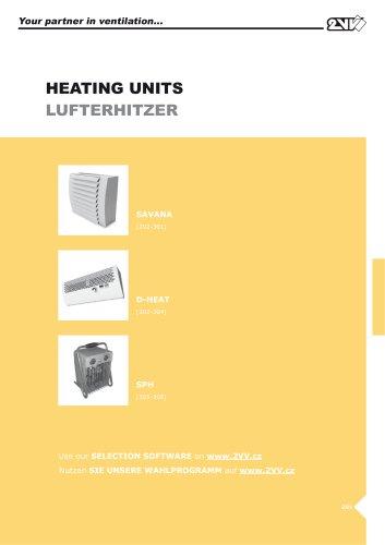 Lufterhitzer_Technischer Katalog