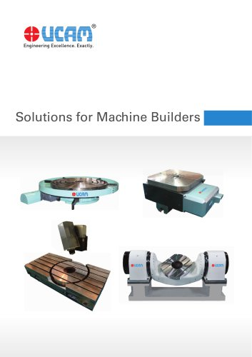 Solutions for Machine Builders