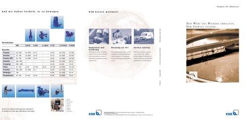 Alle Kataloge und technischen Broschüren von KSB - PDF Katalog ...