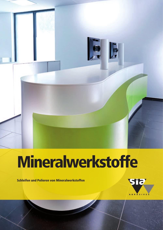 Mineralwerkstoffe Sia Abrasives Pdf Katalog Technische