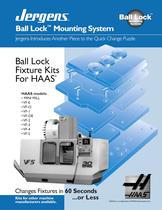 Ball Lock? HAAS Fixture Kits