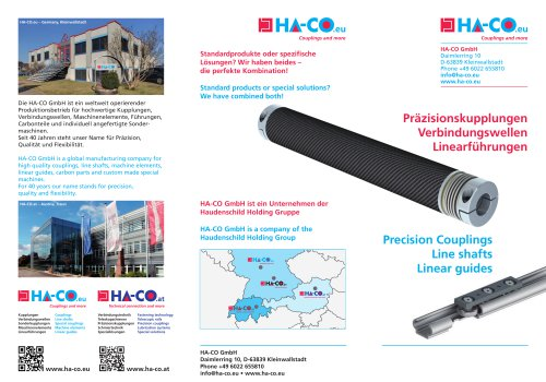 HA-CO Flyer