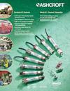 Pressure Transducers/Transmitters (High Pressure) - Model K1 Pressure Transmitter