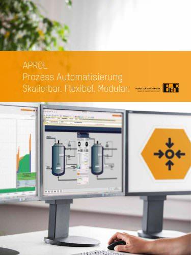 Broschüre APROL Prozess Automatisierung