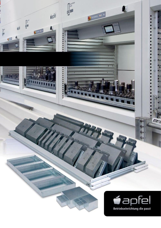 LTL Lagerturmlösungen - Apfel Metallverarbeitung GmbH - PDF Katalog ...