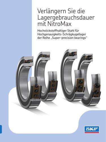 Verlängern Sie die Lagergebrauchsdauer mit NitroMax