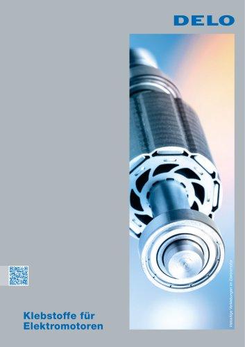 Klebstoffe für Elektromotoren