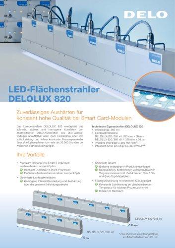 LED-Flächenstrahler DELOLUX 820