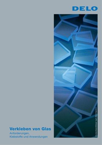 Verkleben von Glas