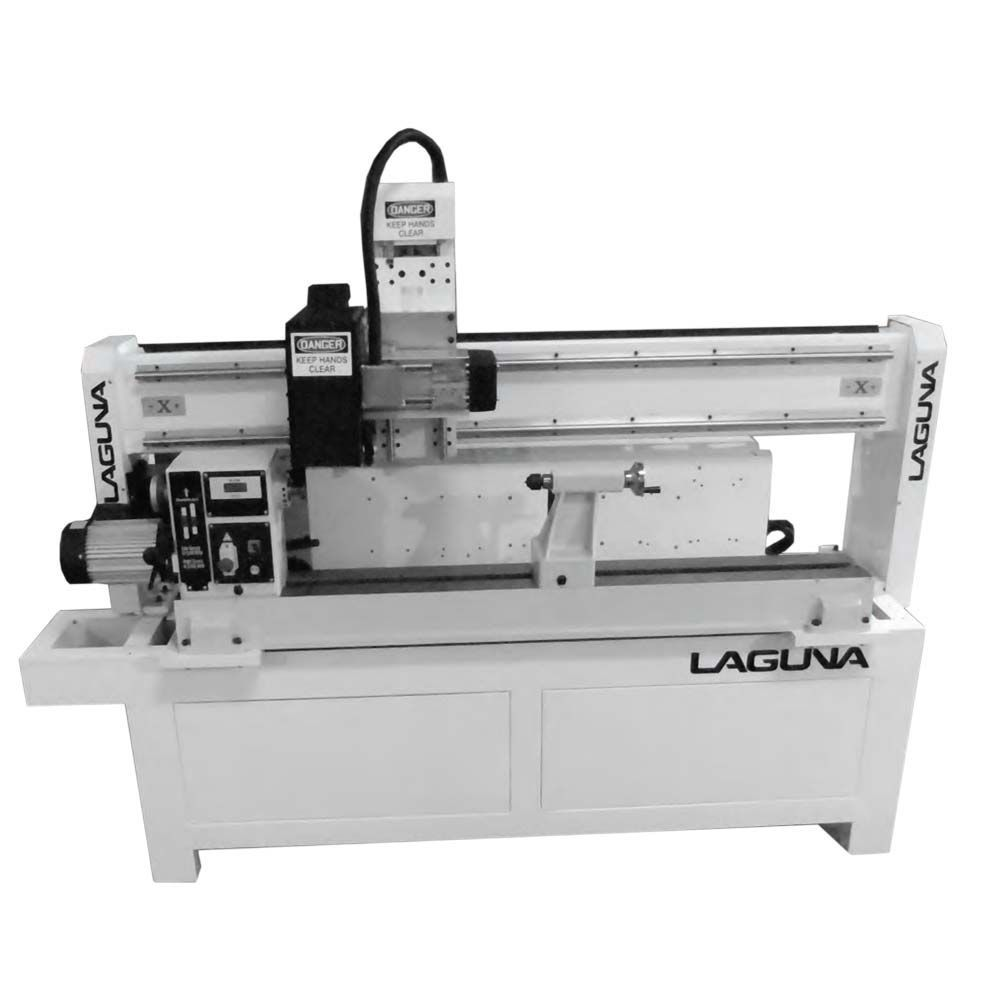 Cnc Drehmaschine Mcnc Laguna Tools Vertikal 3 Achs 1 Spindel