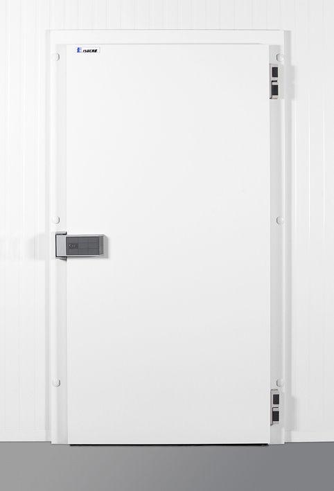 Einflügeltür / für Kühlkammern - D series - Isocab