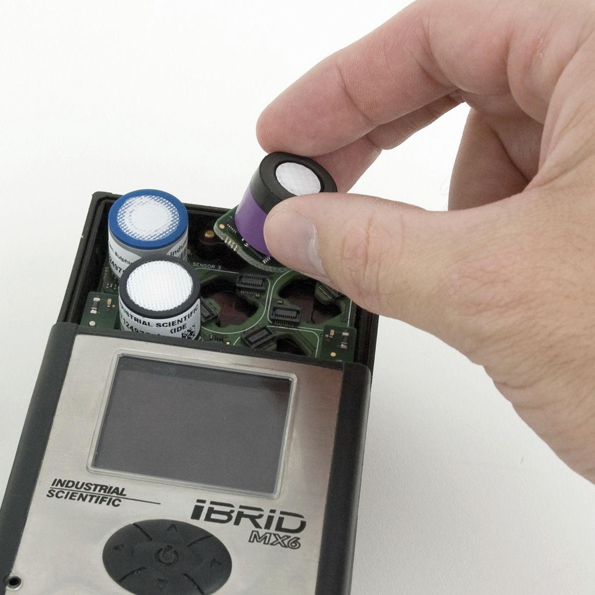 Giftgasdetektor Für Brennbare Gase Sauerstoff Für