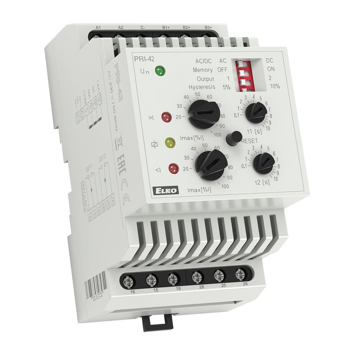 Stromüberwachungsrelais PRI-52